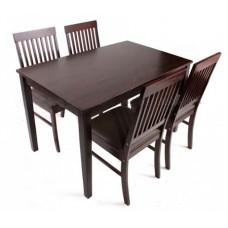 Обеденный комплект Мали Стол и 4 стула