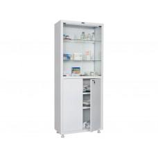 Шкаф медицинский металлический MD 2 1670/SG