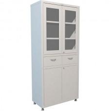 Шкаф медицинский металлический MD 2 1780 R-1