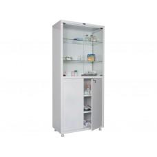 Шкаф медицинский металлический MD 2 1780/SG