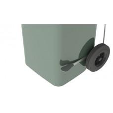 Педальный привод на мусорный контейнер 240 л